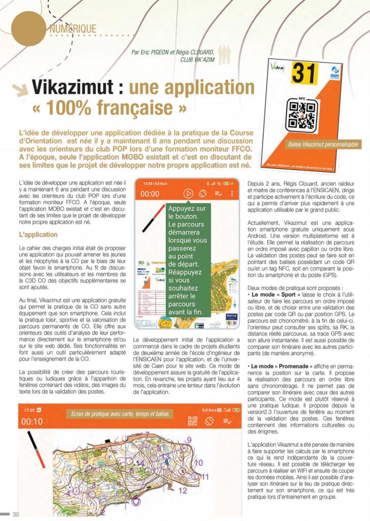 article orientation mag 2