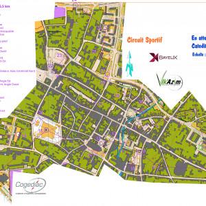Bayeux - parcours sportif