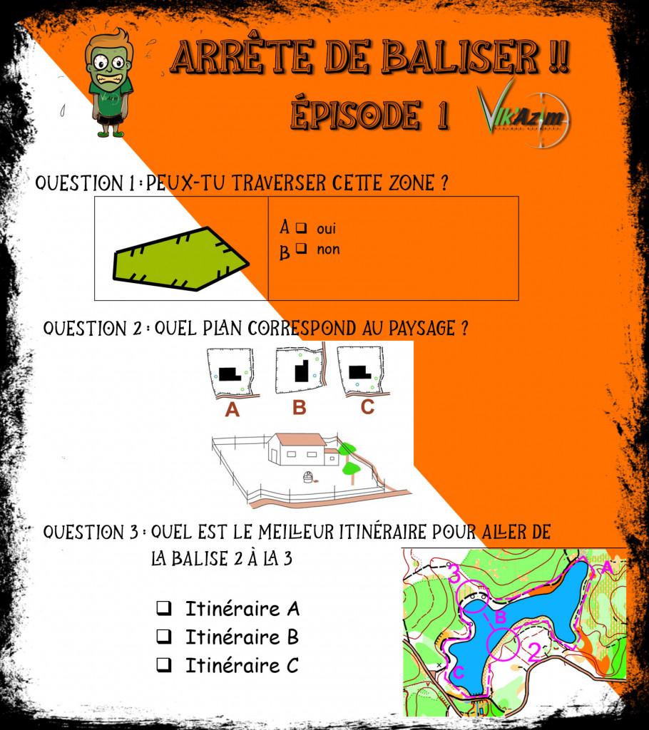 théorie course orientation épisode 1